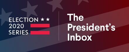 The President's Inbox podcast