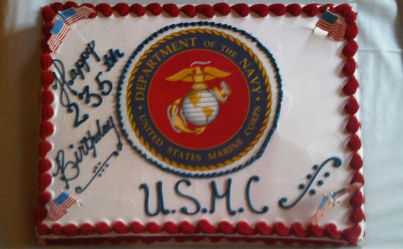Birthday Wishes to the United States Marine Corps!
