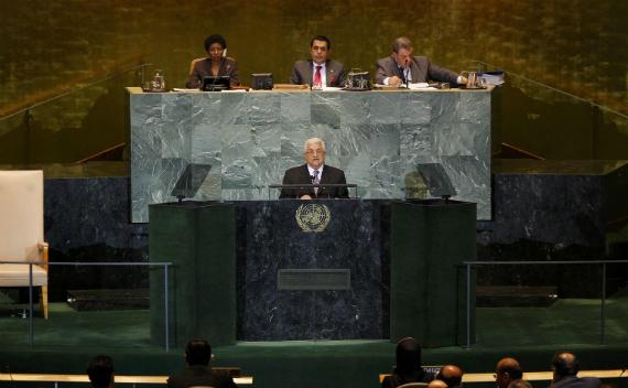 Abbas Strikes Out