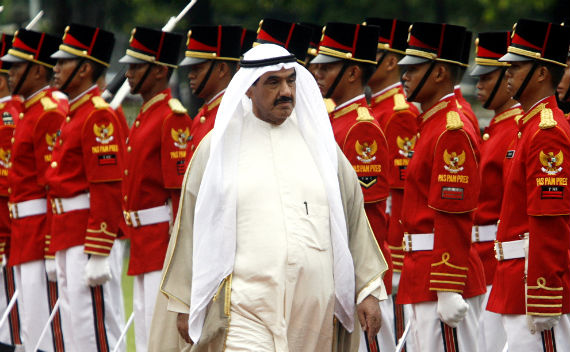 Democracy Hits the Gulf