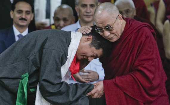Who Will Meet with the Tibetan Prime Minister?