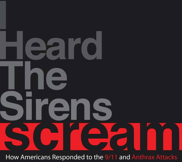 "Laurie Garrett's ""I Heard the Sirens Scream"""