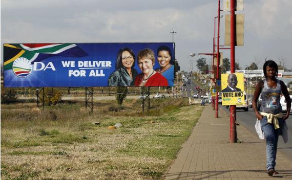 Lindiwe Mazibuko and South Africa's Democractic Alliance