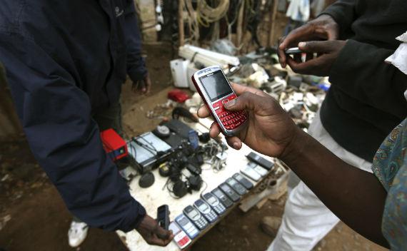 Mobile Phones in Africa
