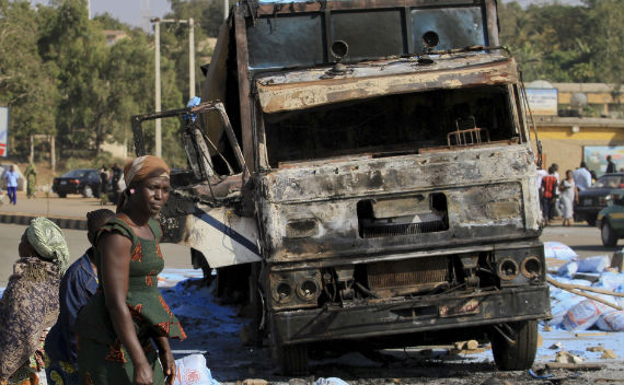 HRW Report on Nigeria's Sectoral Violence
