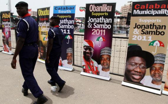 Jonathan, Buhari Are Hopeful Ahead of Elections