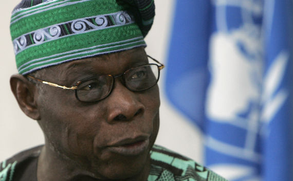 Obasanjo Discusses Zoning