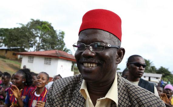 Political Deal Likely Guarantees Ellen Sirleaf-Johnson Liberia Presidency