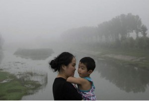 China-mother-child-rural