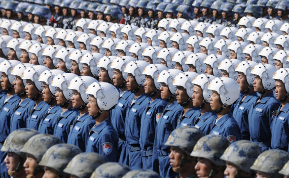 Chinese People's Liberation Army