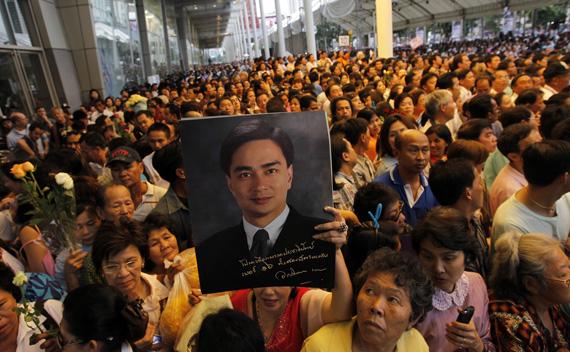 The World Next Week:Thailand Votes While Venezuela Wonders