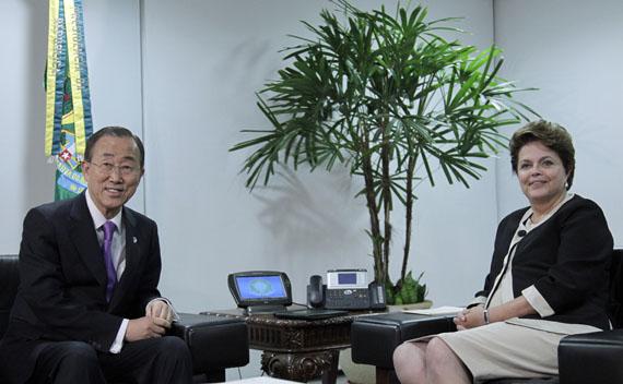 UNSC Reform: Making Room for Brazil