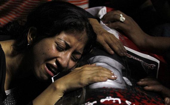 Egypt: the Maspero Pogrom and the Failure of Leadership