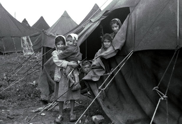 WWII refugees jews