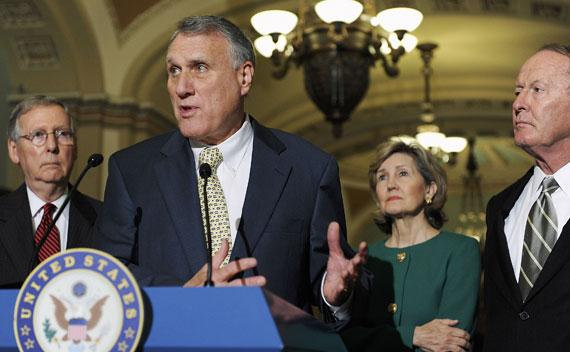 Why Senate Republicans Won't Blink First