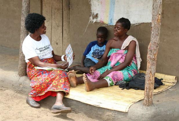 Malawi health maternal care women