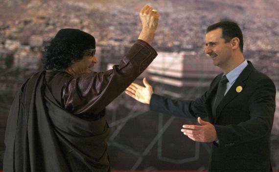 First Libya, Now Syria?