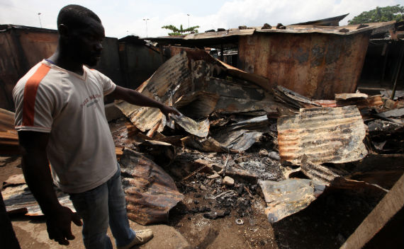 Cote d'Ivoire Continues to Deteriorate
