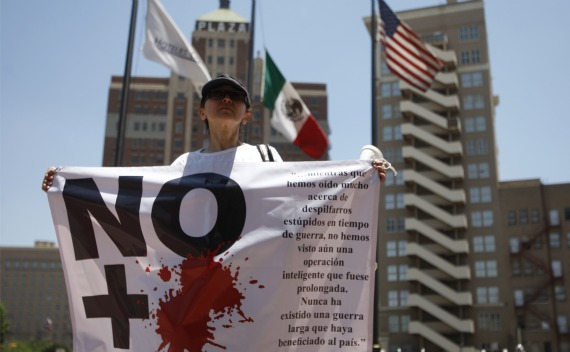 Evolving Views on Mexico's War on Drugs