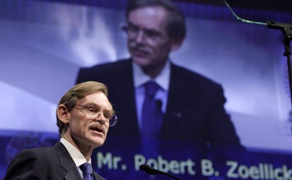 Global Paradigm Shift: The Wisdom of Robert Zoellick