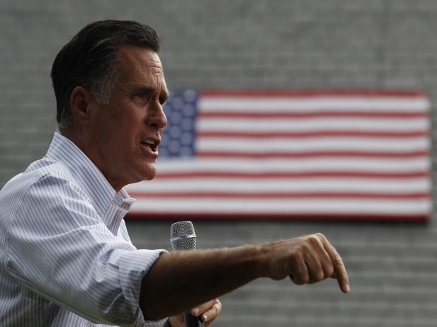 Campaign 2012: Hello Mitt Romney, GOP Presidential Candidate