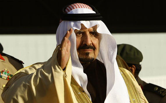 Guest Post: The Demise of Saudi Crown Prince Sultan