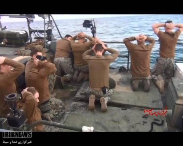 USMC seized by Iran