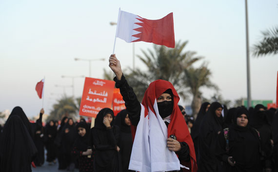Weekend Reading: Human Rights in Bahrain, Turkey's Rating, and U.S. Tolerance for Arab Democracy
