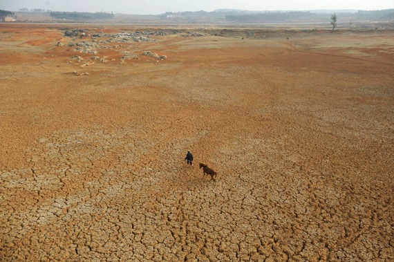 Water Woes and Worries in China