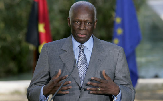 Angola's Dos Santos Supporting Gbagbo