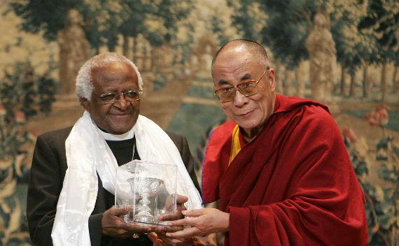 China, South Africa, and the Dalai Lama