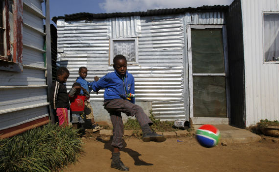 Land Grabs in South Africa Pale Reflection of Zimbabwe
