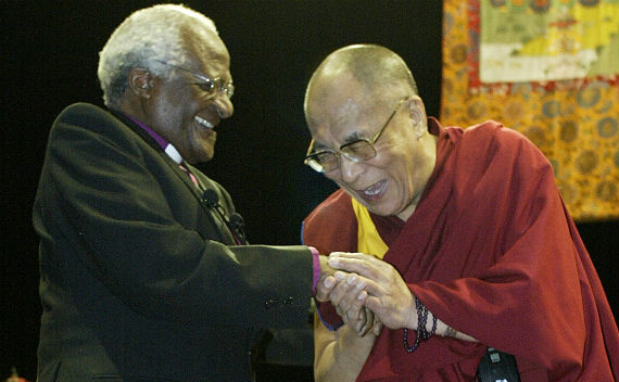 Dalai Lama Visa Issues for Desmond Tutu's Eightieth? | Council on Foreign  Relations