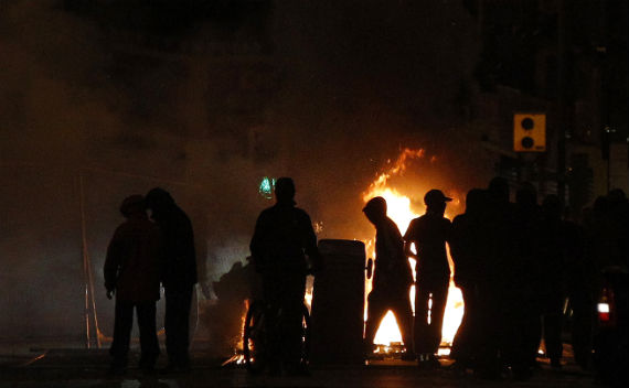 Guest Post:What the London Riots Have To Do with Africa