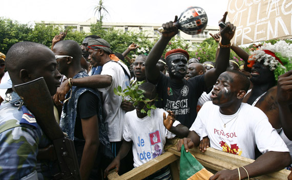 New Human Rights Watch Report on Cote d'Ivoire