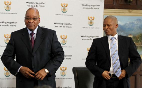 South Africa: Zuma, Mogoeng, and Malema