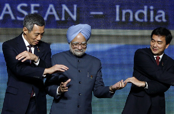 "As India ""Looks East,"" a Little Problem of Economics"