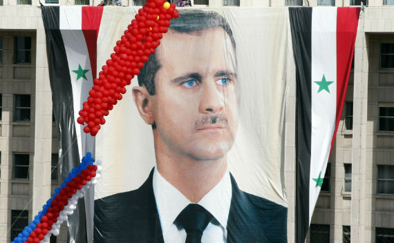 Could the ICC Be Assad's Way Out?