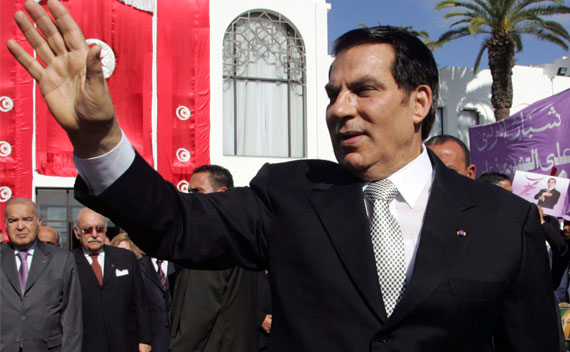 The Last Days of Ben Ali?