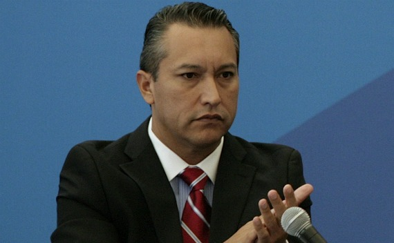 Mexico's Interior Minister Blake Mora Dies in Helicopter Crash