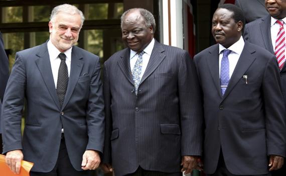 ICC Plans to Prosecute Kenyan Politicians