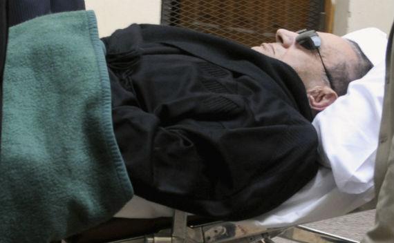 Mubarak's Fate