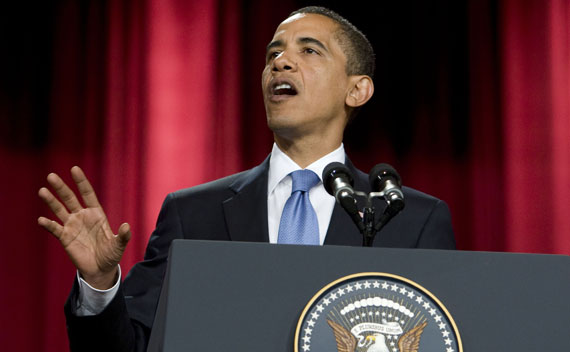 President Obama's Risky Middle East Speech