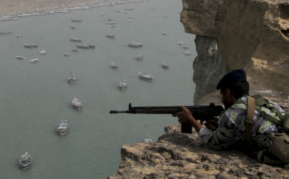 Middle East Matters This Week: Escalating U.S.-Iranian Tensions in the Gulf