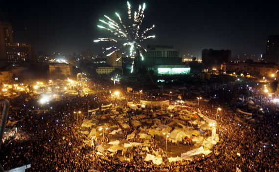 Middle East Matters: The Ten Most Significant Developments of 2011