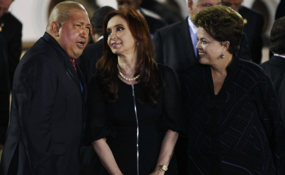 2011 Trends in Latin America: The Region's Presidents Battle Cancer