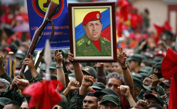 Venezuela's Presidential Race