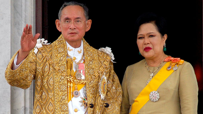 Bhumibol Adulyadej - BiographyFlash.com