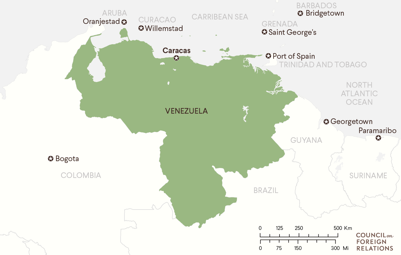 A Venezuelan Refugee Crisis | Council on Foreign Relations