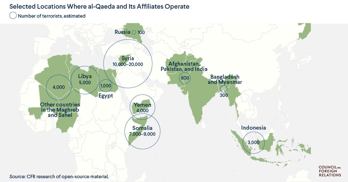 Al-Qaeda's Resurrection | Council on Foreign Relations